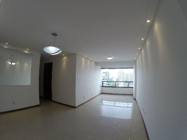 Apartamento 3/4, nascente, Pituba