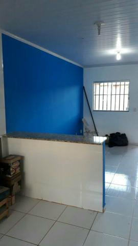 Vendo ágio casa em otima localidade em planaltina de Goiás