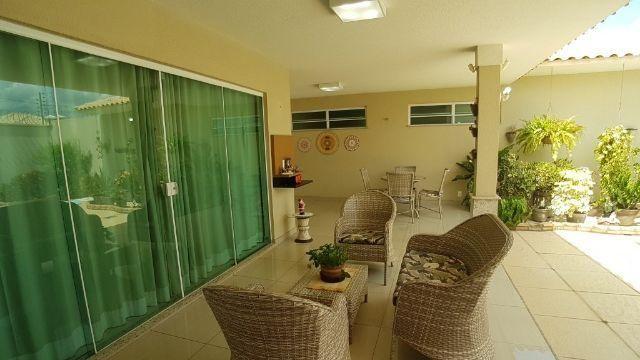 Casa em Condomínio - 4 Suítes - Projetada - Lazer Privativo + Espaço Gourmet