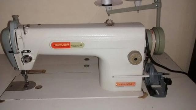 Máquina industrial Siruba