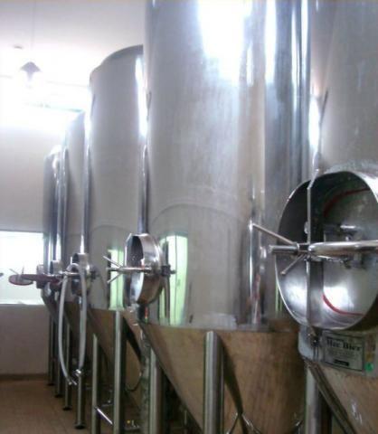 Cervejaria Completa em operação
