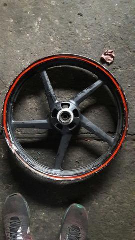 Roda Dianteira Fazer 150 / Factor 150 Original