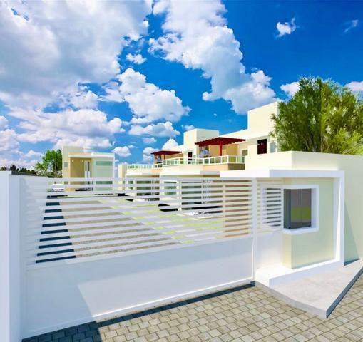 Casa de 2, 3 e 4/4 - Residencial Vento Leste - Praia do Flamengo