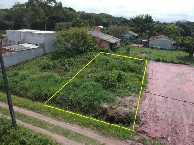 Terreno à venda, 288 m² por r$ 48.000,00 - farol do itapoá ii - itapoá/sc
