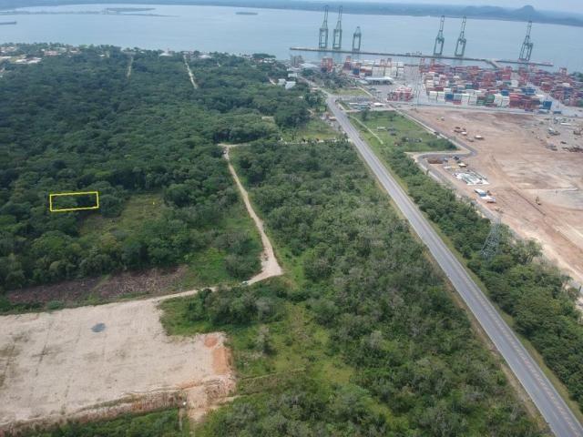 Terreno à venda, 480 m² por r$ 55.000,00 - santa terezinha - itapoá/sc