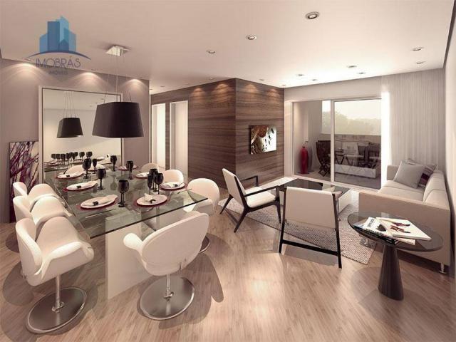 Apartamento residencial à venda, Alto da Rua XV, Curitiba. - Foto 3