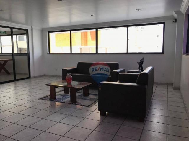 Apartamento com 1 dormitório à venda, 41 m² por r$ 230.000,00 - ponta negra - natal/rn - Foto 10