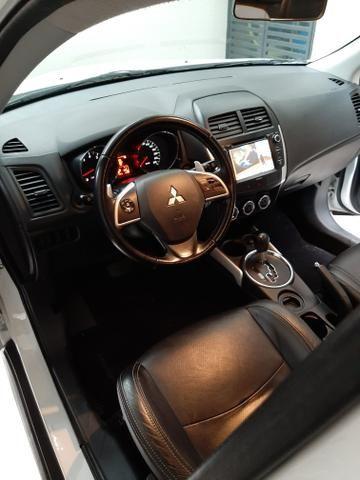Mitsubishi Asx 2.0 Aut. Único Dono Câmbio CVT Multimídia Televisão Gps - Foto 12