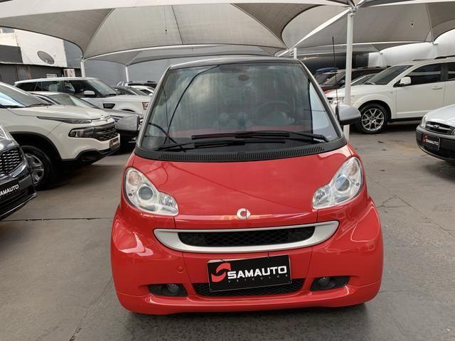 Smart Fortwo 2009 vermelho - Foto 5