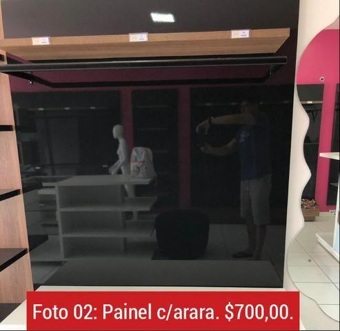 Loja fechou recente, estou vendendo os móveis,armários planejados, toda a estrutura - Foto 2