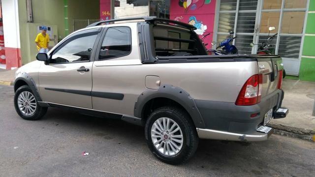 Fiat Strada 1.4 Working Cabine dupla 2010 - Aceito trocas