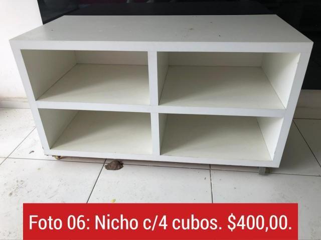 Loja fechou recente, estou vendendo os móveis,armários planejados, toda a estrutura - Foto 4