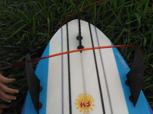 Prancha De Surf Funboard 7'6 - Foto 4
