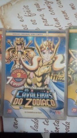 Cavaleiros do Zodiaco original - Foto 2
