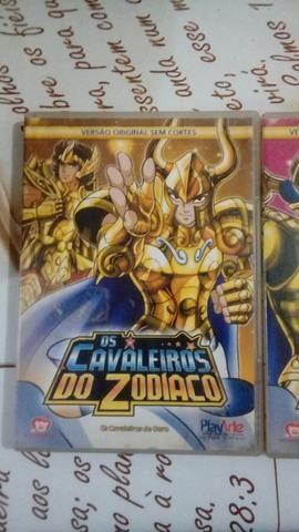 Cavaleiros do Zodiaco original - Foto 6
