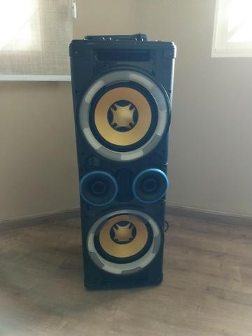 Apenas Venda ! Caixa Acústica Amplificada Oneal OPB-4000 DJ - Ótimo estado !