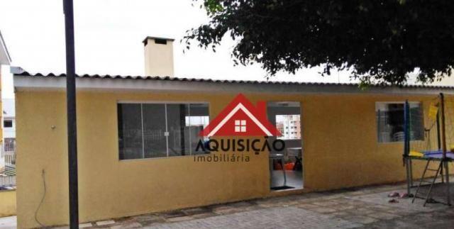 Apartamento com 3 dormitórios à venda, 54 m² por r$ 210.000,00 - capão raso - curitiba/pr - Foto 14
