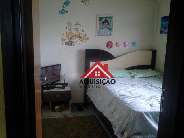 Apartamento com 3 dormitórios à venda, 54 m² por r$ 210.000,00 - capão raso - curitiba/pr - Foto 8