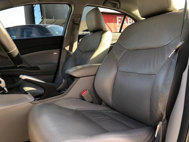 HONDA CIVIC 2012/2012 1.8 LXL 16V FLEX 4P AUTOMÁTICO - Foto 9