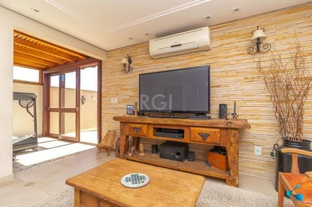 Apartamento à venda com 3 dormitórios em Santo antônio, Porto alegre cod:VP87111 - Foto 6