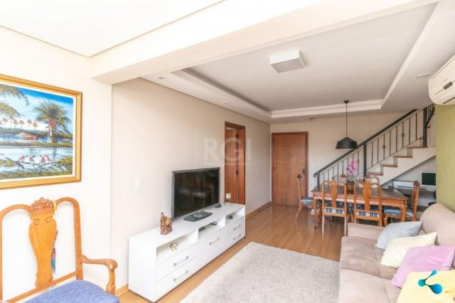 Apartamento à venda com 3 dormitórios em Santo antônio, Porto alegre cod:VP87111 - Foto 8