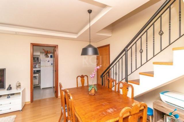 Apartamento à venda com 3 dormitórios em Santo antônio, Porto alegre cod:VP87111