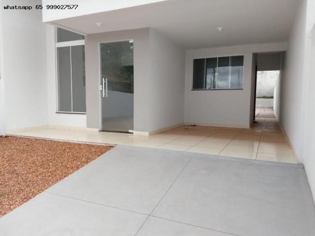 Casa para Venda em Várzea Grande, MANGA, 2 dormitórios, 1 suíte, 2 banheiros, 2 vagas - Foto 14