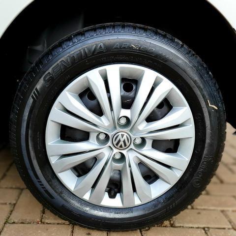 Aceita Troca VW Gol G6 1.0 Flex Baixo Km - Foto 5
