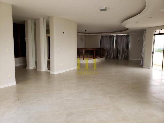 Cobertura com 5 dormitórios à venda, 628 m² por r$ 1.800.000 - vila ema - são josé dos cam - Foto 13