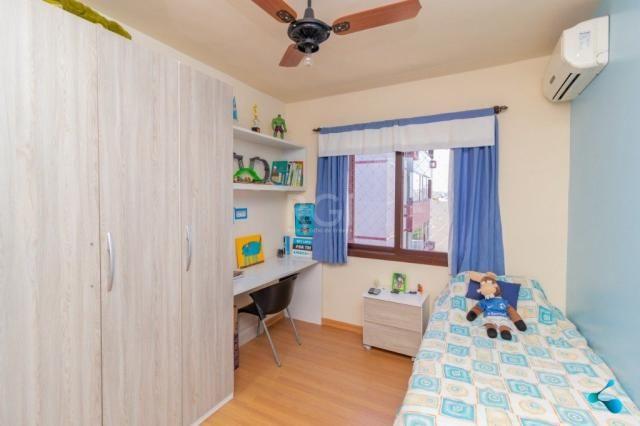 Apartamento à venda com 3 dormitórios em Santo antônio, Porto alegre cod:VP87111 - Foto 20