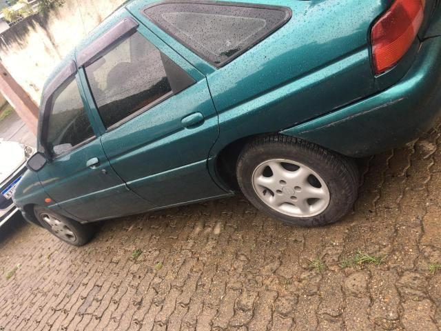 Vendo carro FORD ESCORT - Foto 2