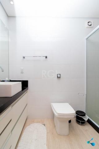 Apartamento à venda com 3 dormitórios em Santo antônio, Porto alegre cod:VP87111 - Foto 16