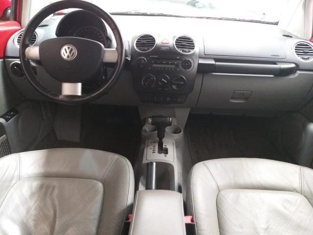 VW-Volkswagen New Beetle 2.0 2008 Completo - Foto 7