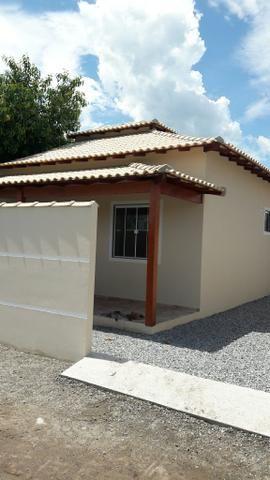 K/ Essa casa é Perfeita!!! Casa Pronta de 2 qts com área gourmet!!! - Foto 10