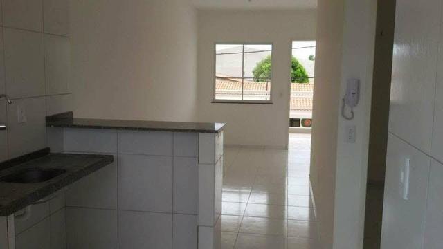 Lindo apartamento de cobertura ,,850.00 excelente localização com área de lazer privada - Foto 10