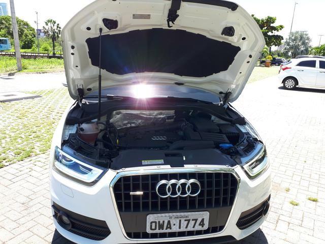Vendo ou troco carro menor Audi Q3 14/14 - Foto 7