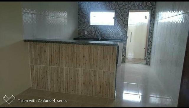 K/ Essa casa é Perfeita!!! Casa Pronta de 2 qts com área gourmet!!! - Foto 3
