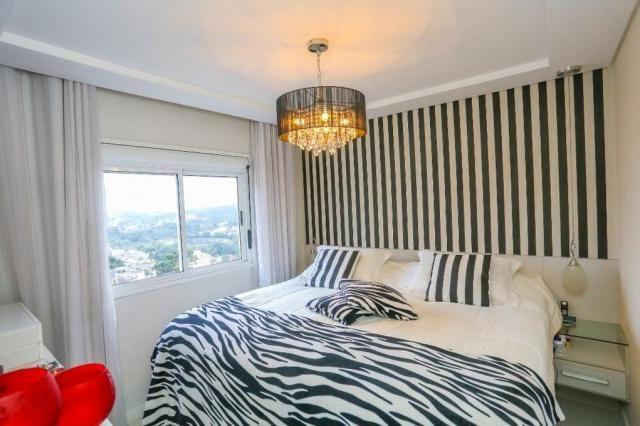Apartamento à venda com 3 dormitórios em Mossunguê, Curitiba cod:71627 - Foto 12
