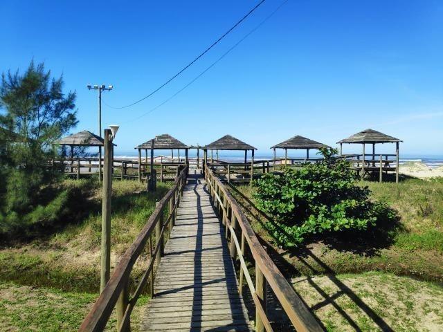 Terreno - Condomínio Lagoa Mar / Balneário Gaivotas - Ac. Carro -