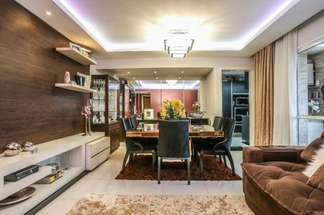 Apartamento à venda com 3 dormitórios em Mossunguê, Curitiba cod:71627 - Foto 6