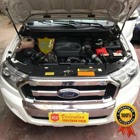 Ford Ranger Xlt 3.2 Diesel Unico Dono Impecavel - Foto 19