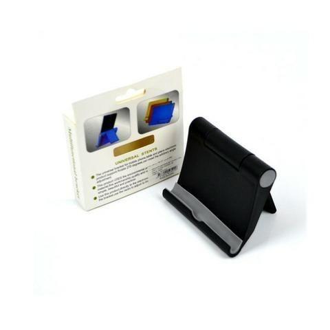 Suporte de Mesa Universal S059 Celular Tablet Smartphone Sem Mãos - Foto 6
