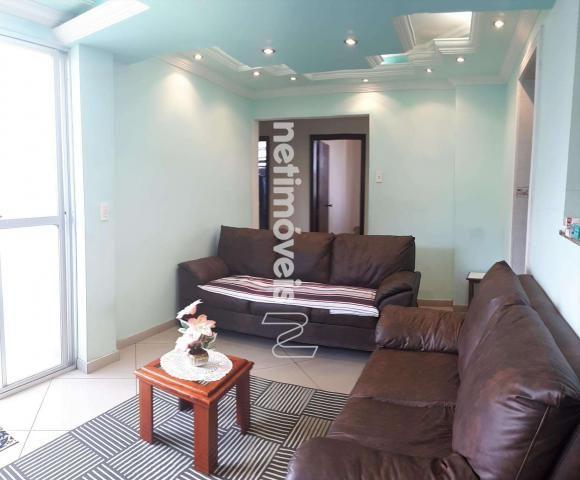 Apartamento à venda com 4 dormitórios em São caetano, Contagem cod:721644 - Foto 4