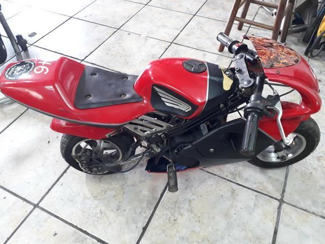 Mine moto - Foto 4