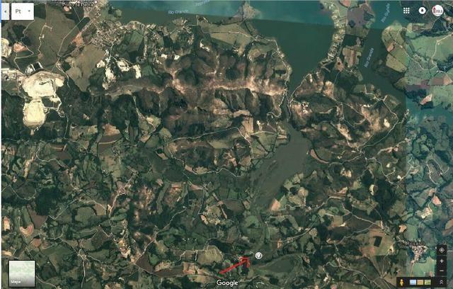 Terreno de 2000 m² às margens do Lago do Funil - Foto 11