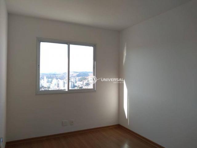 Apartamento com 2 dormitórios para alugar, 90 m² por r$ 1.600,00/mês - estrela sul - juiz  - Foto 6