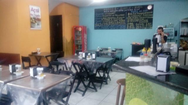 Lanchonete na Vila Mariana com faturamento de 25 mil por mês