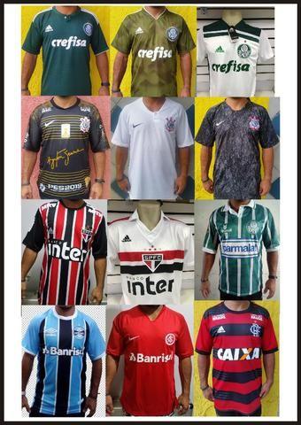Camisa Oficial 1ª Linha - 2019 - Palmeiras 048ef530341c3