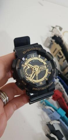 5aaf583c58d Relógios Casio G-shock Digital e Analógico a Prova d água 5mts Vários  Modelos