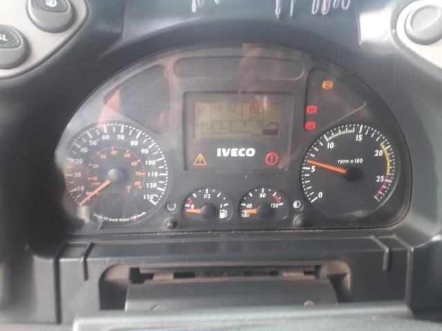 Iveco 740S46T 2011 6x4 automática Teto Alto - Foto 3